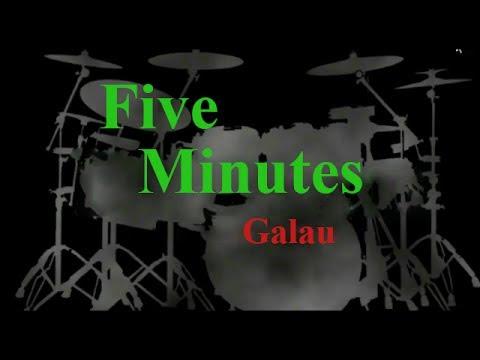 Drum Cover - DV Drum 2 - Five Minutes - Galau