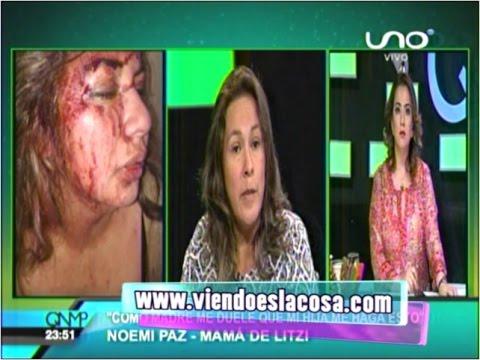 VIDEO: ENTREVISTA COMPLETA A LA MADRE DE LITZY RASGUIDO SOBRE CASO AGRESIÓN DE MARÍN SANDOVAL - QNMP