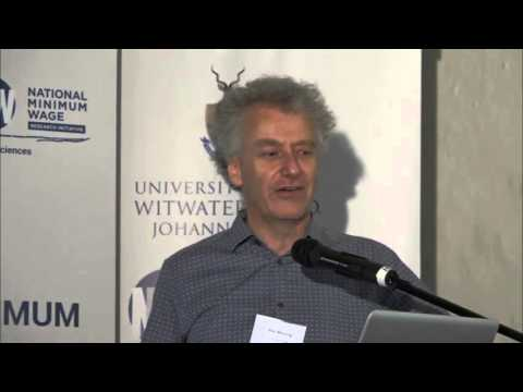 Alan Manning – London School of Economics (LSE), UK - Evidence from OECD Countries