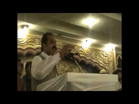 {1 of 5}-PTI--Post Election Worker Convention at WAPDA TOWN LHR.(04-07-2010). Travel Video