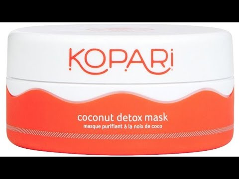 Kopari New Coconut Detox Mask Review