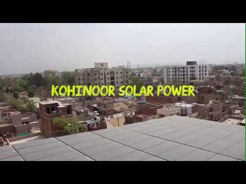 How Solar on grid system work (in Hindi) from Kohinoor
