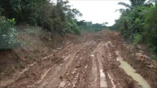 Ekok Mamfé in rainy season