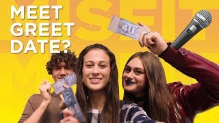 CLIP 7 - MEET & GREET & DATE?! | MISFIT DE FILM