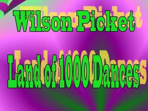 Wilson Pickett Land Of 1000 Dances Something You Got 634 5789 Barefootin