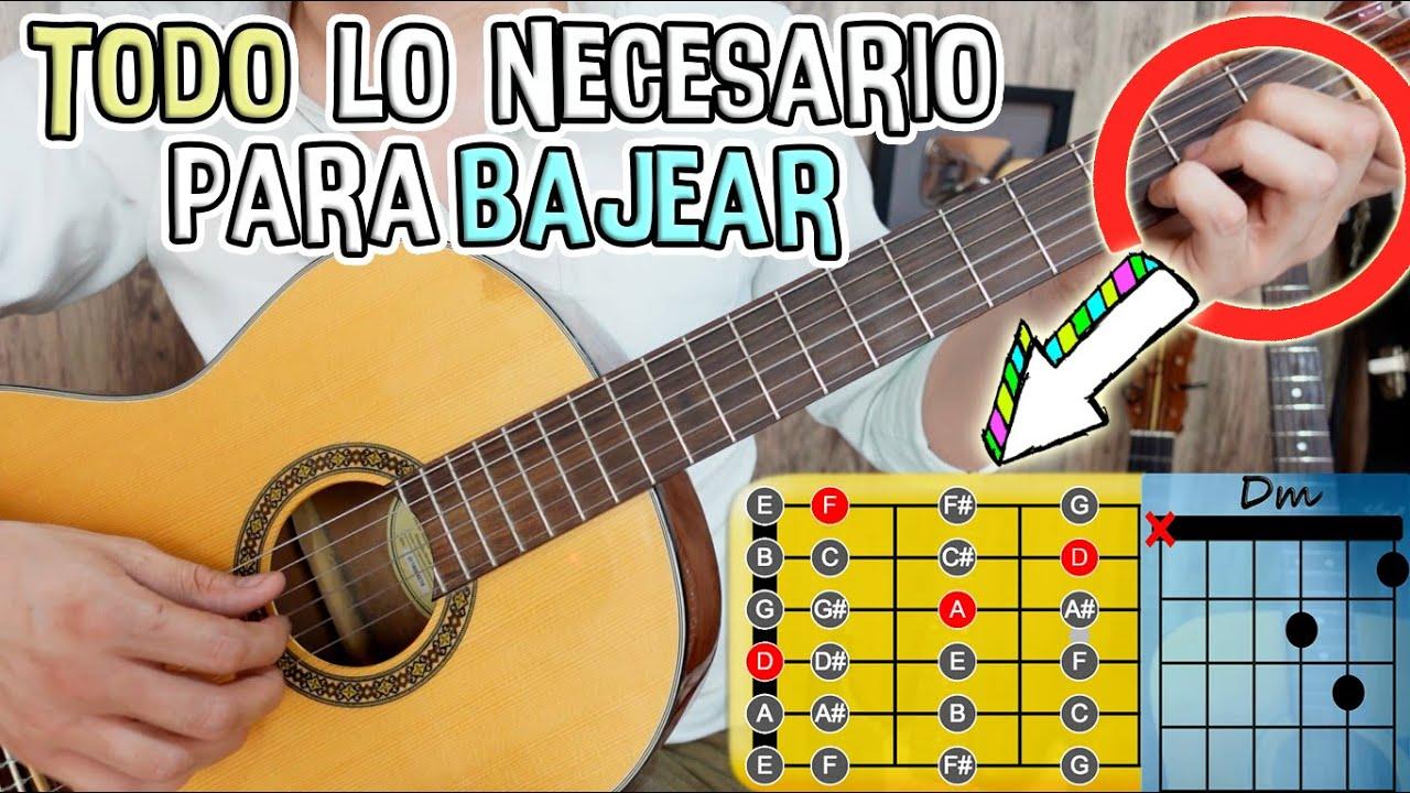 Los bajos en guitarra: Todo lo que hay que saber - Pa boleros, cumbias, rancheras ¿Qué cuerdas usar?
