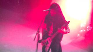 Machine Head - The blood the sweat the tears Live @ 013 Tilburg 28/11/2011