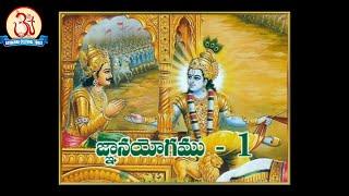 Chaitanya Bhagavad Gita Gyana Yogam 1-1(12) Pravachan By Swami Sundara Chaitanyananda