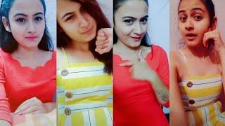 tamil tiktok girl  in dubsmash tamil tiktok videos in funny trends on dubsmash at college girl