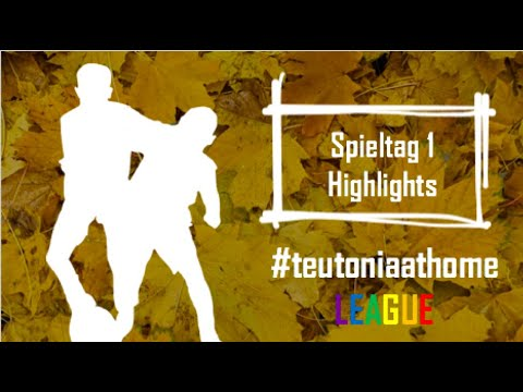 LEGAUE Spieltag 1 Highlights #teutoniaathome