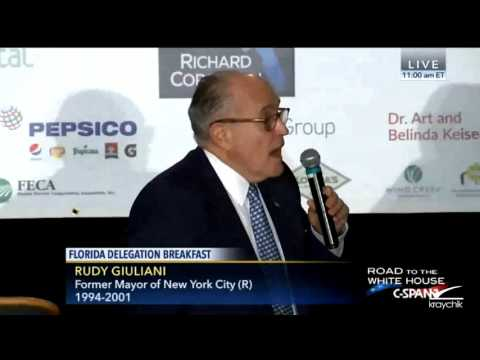 Giuliani: I Could Convict