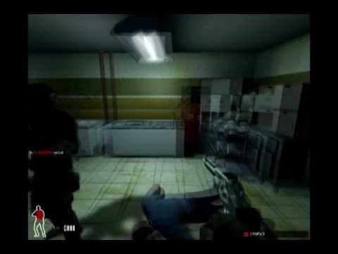 SWAT 4 Gangster shootout (Food Wall Restaurant)