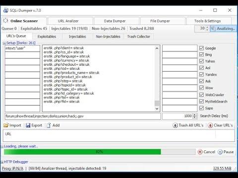 HOW TO GET SQLI DORK PRIVATE / The Chadel / InfiniTube