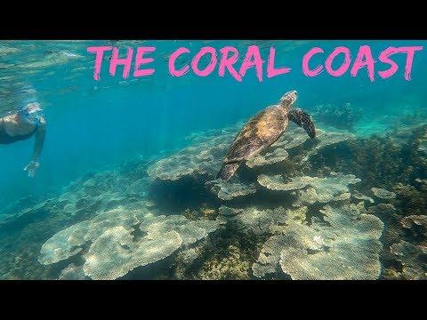 The Coral Coast: Carnarvon, Warroora And Bullara Stations: S03 Western Australia E11 Road Trip Lap