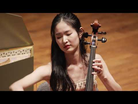 PERGOLESI - Sinfonia in F major for violoncello and continuo | YST Conservatory
