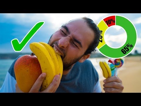 Diet for Freediving | Foods you Should be Eating