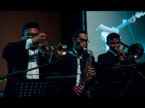 Mengarah Padamu - ASTERA BRASS SECTION BAND Feat. Clarisa Dewi