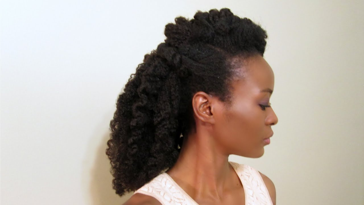 Fluffy Twist Out Amp Style Shea Moisture Amp HerGivenHair 4C