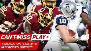 Ryan Switzer's Spectacular 83-Yd Punt Return TD to Extend the Lead! | Can't-Miss Play | NFL Wk 13