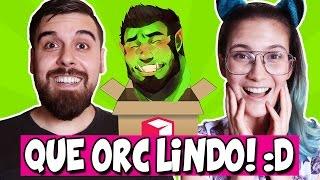 O ORC FASHION! - UNBOXING MIXTURE BOX #SomosColecionáveis