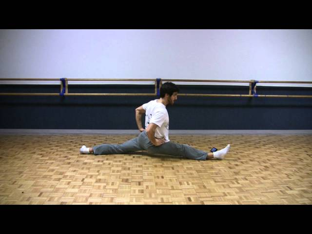 How to Breakdance |  Windmill Flexibility Get Your Splits in 6 Months!