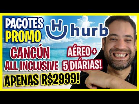 PARTIU CARIBE! PACOTE CANCÚN ALL INCLUSIVE POR R$2999 + PROMOÇÕES DO DIA!