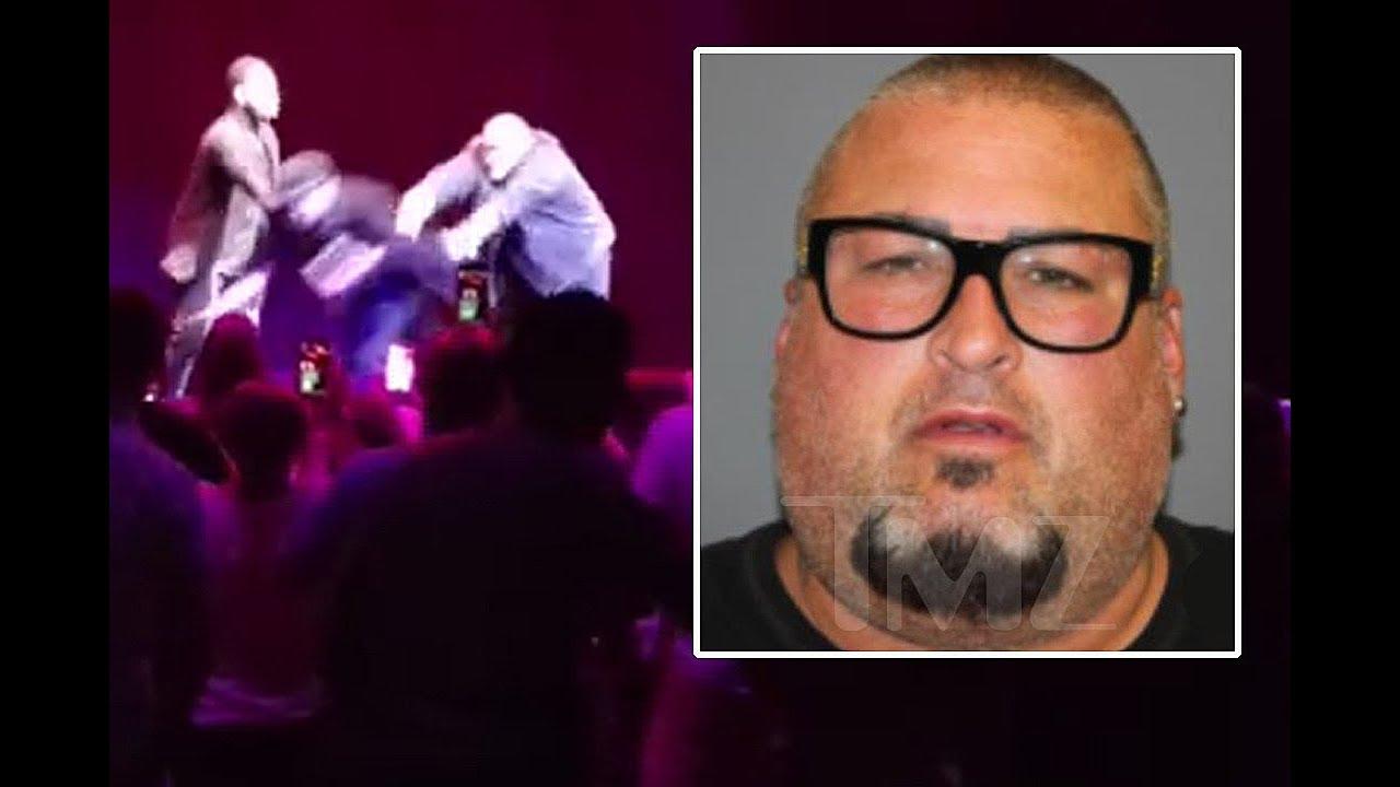 Color Me Badd Singer Bryan Abrams Arrested After Assaulting Bandmate