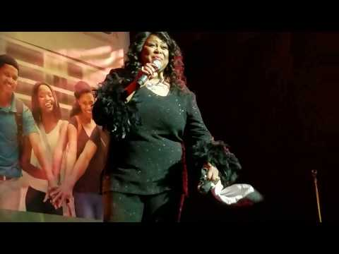 "Shirley Murdock sings ""As We Lay"" Live in Calfornia"