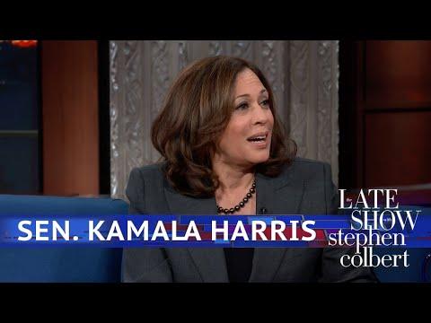 It's Official: Sen. Kamala Harris 'Might' Run
