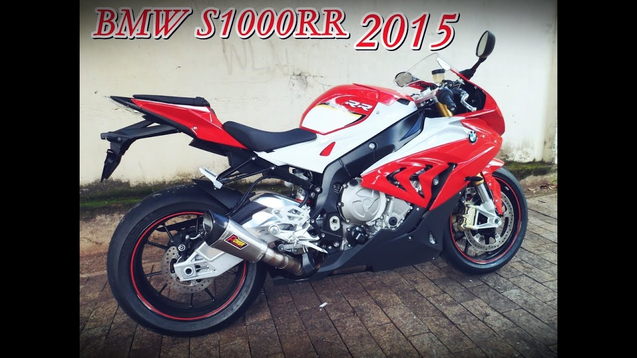 bmw s1000rr 2015 power escapamentos hexagp link youtube. Black Bedroom Furniture Sets. Home Design Ideas