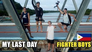 Fighter Boys Last Day.. MIRACLE Happened