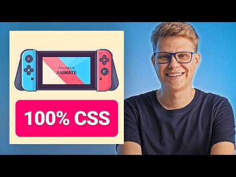 Brasileiro vira notícia com suas habilidades em CSS e Design thumbnail