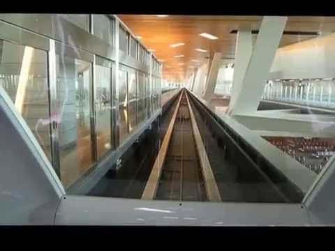 MonoRail at Hamad International Airport