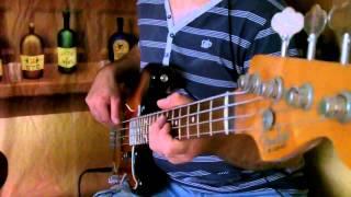Polk Salad Annie....bass Cover