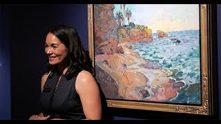 Erin Hanson: Coastal California Reception on June 24th, 2017