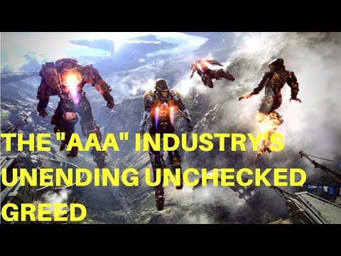 "The ""AAA"" Industry's Unending Unchecked Greed (SHANK'S TAKE)"