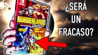 La Colección Borderlands en Switch cuesta $50. En PC es GRATIS