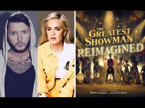 Rewrite The Stars [10 HOURS EXTENDED] Anne Marie |James Arthur ♬