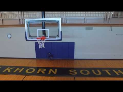 Gym at Elkhorn South High School