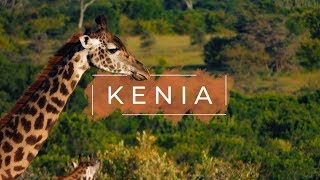KENIA  |  Aventuras de un viaje a África // Travel Video
