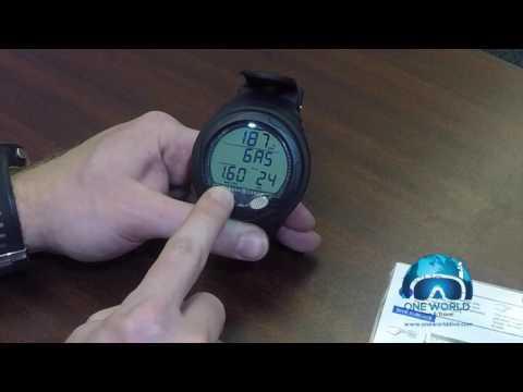 Aqualung i300 Dive Computer Training Video