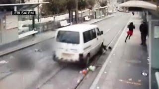 Vehicle attacks by Palestinian militants target Israelis