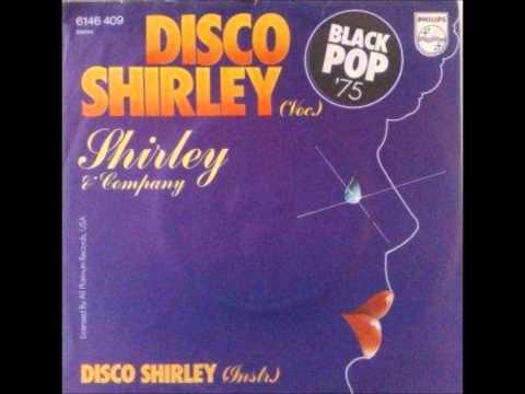 Shirley & Company - Disco Shirley