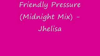 UK Garage - Friendly Pressure (Midnight Mix)  - Jhelisa