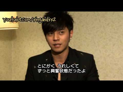 羅志祥 Show Luo interview in Japan 2010 part 2/3