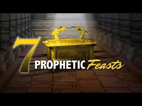 7 Prophetic Biblical Feast Days