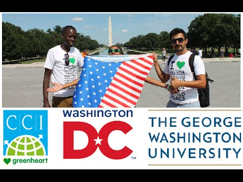 WASHINGTON, D.C. | GGLC 2016 | work and travel