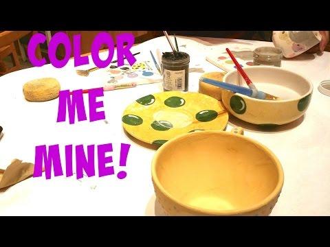 Color Me Mine :: The So Abby Show