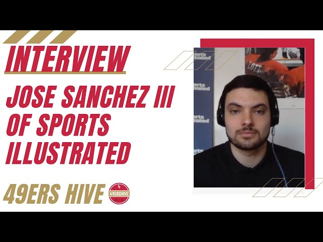 Interview with Jose Sanchez III of Sports Illustrated