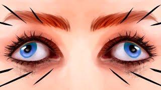 Что, если бы наши глаза видели две разные картинки